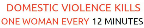 Una donna uccisa ogni 12 minuti