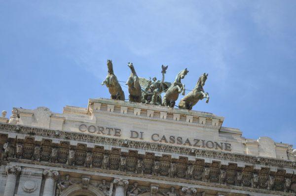 Corte di Cassazione a Roma