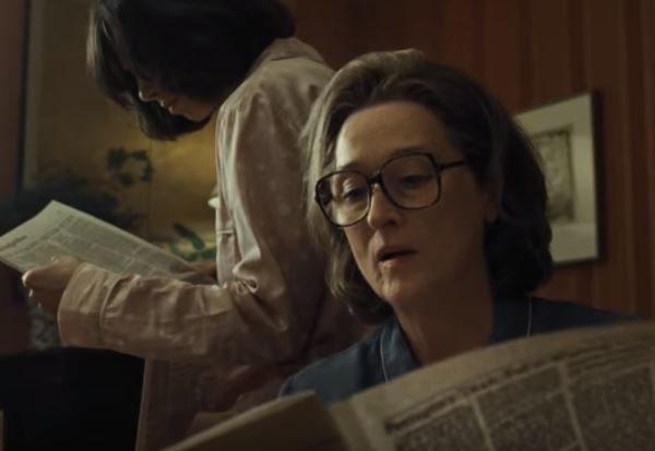 Meryl Streep Katharine Graham The Post