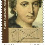 Maria Gaetana Agnesi francobollo ialiane eccellenti matematica 8 marzo 2018