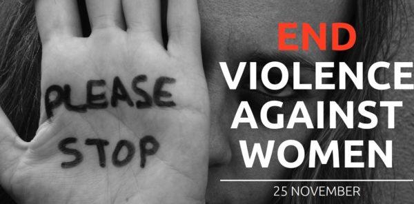 Immagine dalla campagna del Consiglio d'Europa contro la violenza sulle donne