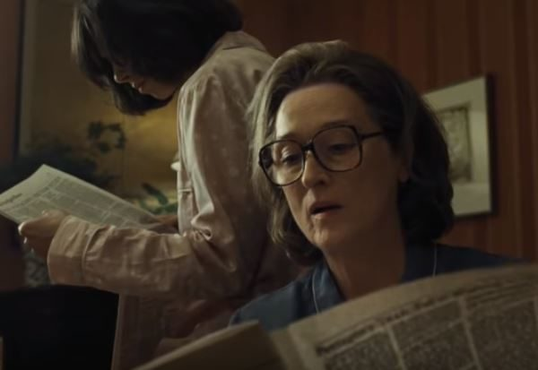 Meryl Streep Katharine Graham The Post