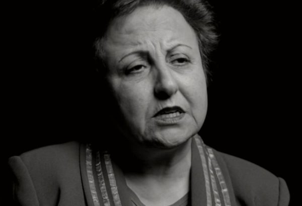 Shirin Ebadi iraniana premioi Nobel Pace