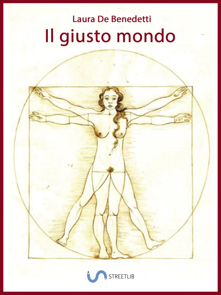 Il giusto mondo di Laura De Benedetti copertina ebook